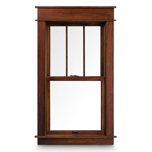 Andersen windows doors 400 series woodwright double hung for Wood double hung andersen 400 series