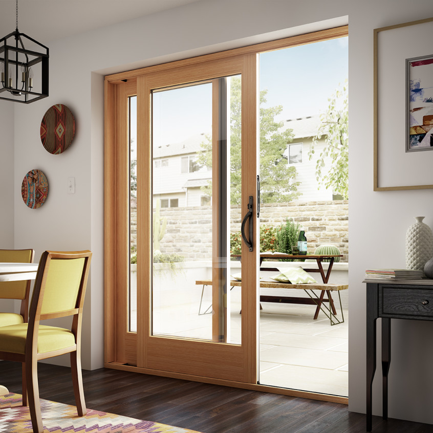 Essence Series® French-Style Sliding Door