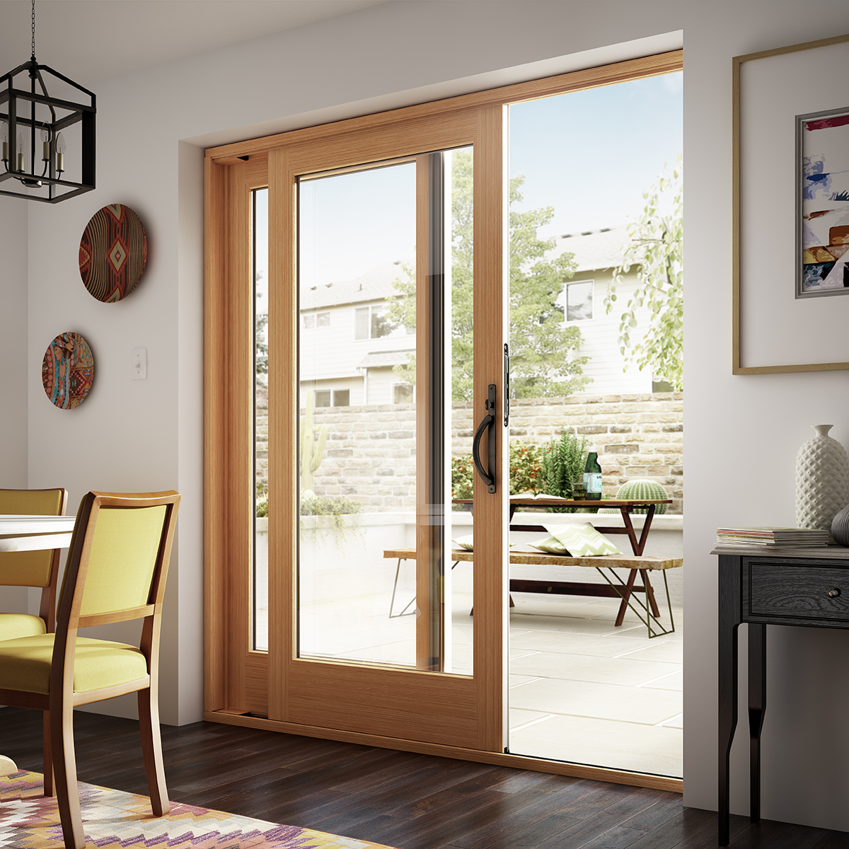 Essence Series French Style Sliding Door