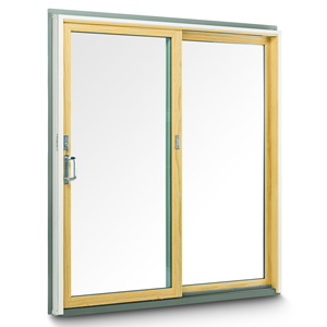 200 Series Narroline Gliding Patio Door