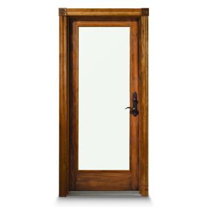 Andersen windows doors a series hinged patio door 425 for Single exterior patio door