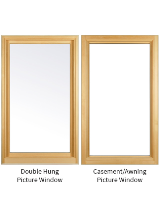 Essence Series® Picture Window
