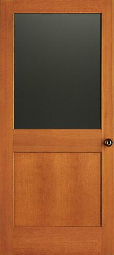 1181 Chalkboard Panel Door