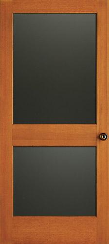 1182 Chalkboard Panel Door