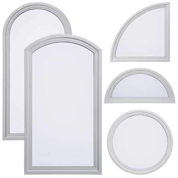 Tuscany® Series Radius Window