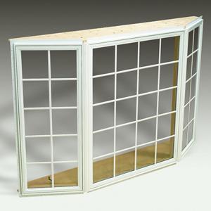 Andersen windows doors 400 series casement bay window for Andersen casement windows prices