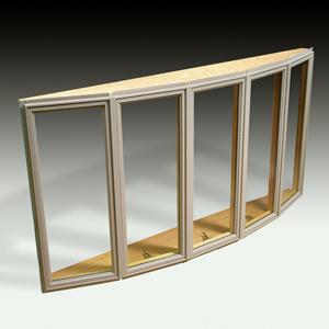 400 Series Casement Bow Window